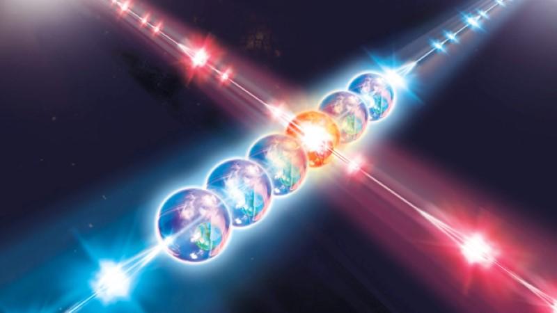 La Computación Cuántica hará posible el cerebro artificial.