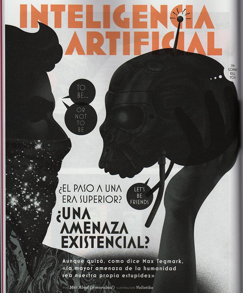 Inteligencia Artificial # ¿El paso a una Era Superior? ¿Una Amenaza Existencial?