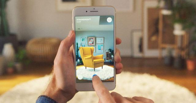 Apple ARKit. Realidad Aumentada sin necesidad de trackers (IKEA App).